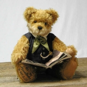 Johannes Brahms Teddy Bear by Hermann-Coburg
