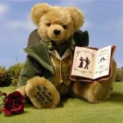 Felix Mendelssohn Bartholdy Teddy Bear by Hermann-Coburg