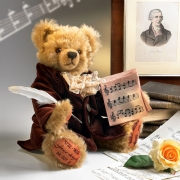 Joseph Haydn  Teddy Bear by Hermann-Coburg