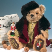 Peter Tchaikovsky Teddy Bear by Hermann-Coburg