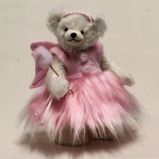 Sugar Plum Fairy 33 cm Teddy Bear by Hermann-Coburg
