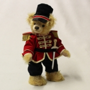 Nutcracker Prinz 33 cm Teddy Bear by Hermann-Coburg