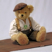 Tom Sawyer Teddybär von Hermann-Coburg
