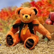 Trick or Treat Teddy - Halloween 2019 41 cm Teddybär von Hermann-Coburg