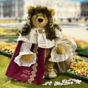 Ludwig XIV  Der Sonnenkönig Teddybär von Hermann-Coburg