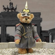 Kaiser Wilhelm II  Teddy Bear by Hermann-Coburg