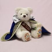König Ludwig von Bayern - Jubiläums-Edition 2020  34 cm Teddy Bear by Hermann-Coburg