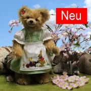 Oster-Pauline 35 cm Teddybär von Hermann-Coburg