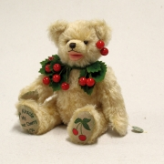 My Sweet Cherry 33 cm Teddy Bear by Hermann-Coburg