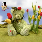 Wild Tulip  Teddybär von Hermann-Coburg
