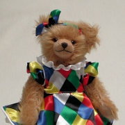 Peppina 34 cm Teddy Bear by Hermann-Coburg