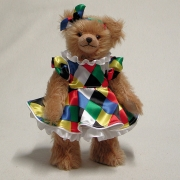 Peppina 34 cmTeddy Bear by Hermann-Coburg