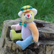 Gute Laune Bär 18 cm Teddybär von Hermann-Coburg