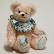 Kleiner Poesie Bär  34 cm Teddybär von Hermann-Coburg