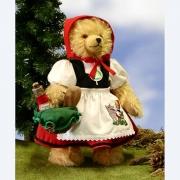 Rotkäppchen Teddybär von Hermann-Coburg