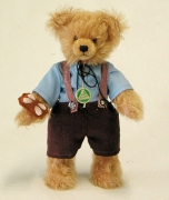 Hänsel  Teddy Bear by Hermann-Coburg
