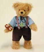 Hänsel  Teddybär von Hermann-Coburg