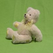 Sonne meines Herzens 19 cm Alpaca  Teddybär von Hermann-Coburg