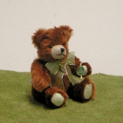 Key to my Heart 19 cm Teddy Bear by Hermann-Coburg