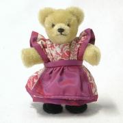 Miniatur Steh-Bär Bavarian Girl Teddybär von Hermann-Coburg