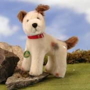 HERMANN Classic Dog Teddybär von Hermann-Coburg