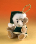 Elf Ornament Teddy Bear