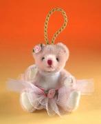 Sugar Plum Fairy Teddy Bear by Hermann-Coburg