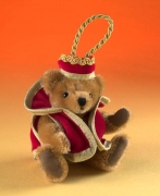 Caspar Teddy Bear by Hermann-Coburg