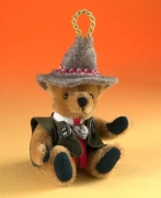 Bavarian Teddy Bear by Hermann-Coburg