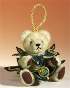 Christmas Tree Teddy Bear by Hermann-Coburg