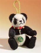 Panda Teddy Bear by Hermann-Coburg