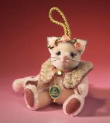Cat Teddy Bear by Hermann-Coburg