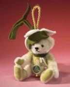 Schneeglöckchen Teddybär von Hermann-Coburg