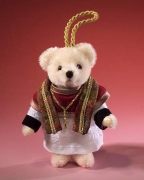 Papst Benedikt XVI Teddy Bear by Hermann-Coburg