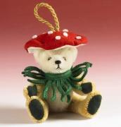 Glückspilz Teddybär von Hermann-Coburg