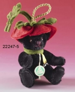 Poppy Teddy Bear by Hermann-Coburg