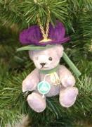 Violet Teddybär von Hermann-Coburg
