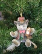Zucker Maus Teddybär von Hermann-Coburg