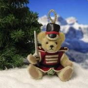 Nußknacker Prinz Teddy Bear by Hermann-Coburg