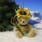 Sonnenblume Teddybär von Hermann-Coburg