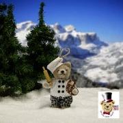 Brezel Bäcker Teddybär von Hermann-Coburg