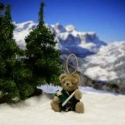 Bärenstopfer Teddybär von Hermann-Coburg