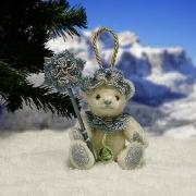 Kleiner Schneekristall Teddybär von Hermann-Coburg
