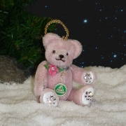 Diamond Rose Teddy Bear by Hermann-Coburg