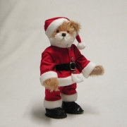 Santa Claus 39 cm Teddy Bear by Hermann-Coburg