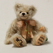 Little Raphael 32 cm Teddy Bear by Hermann-Coburg