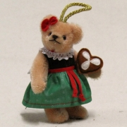 Gretel 13 cm Teddy Bear by Hermann-Coburg