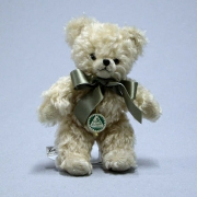 Mohairbärchen Florian Teddy Bear by Hermann-Coburg