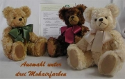 Hermann Individual Bears with personal embroidering