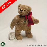 Teddybär Dustin 42 cm schmuseweiche Klassiker